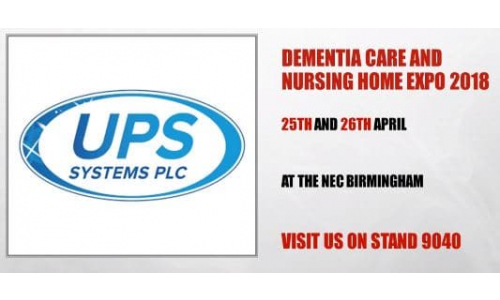 Join us at the Dementia Care and Nursing Home Expo 2018!