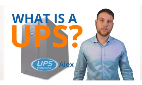 What is a UPS?