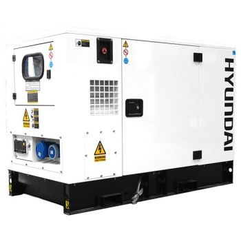 Hyundai Generator DHY9KSEm 11kVA Single Phase Diesel Generator