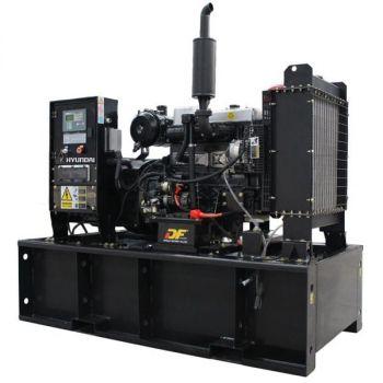 Hyundai Generator DHY9KEm 9kVA Diesel Generator Single Phase