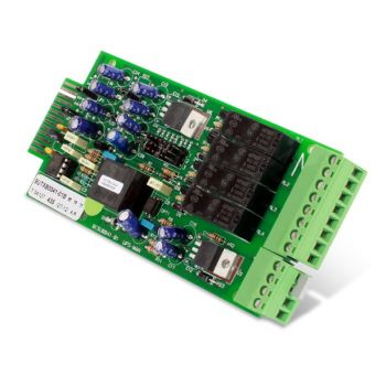 Riello UPS MultiCOM 384 Contacts / EPO board