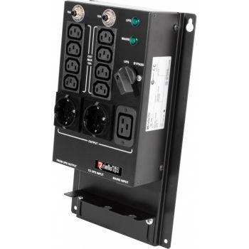 Riello UPS Multipass 1 Phase 10A UPS Bypass Switch (MULTIPASS 10A EN)
