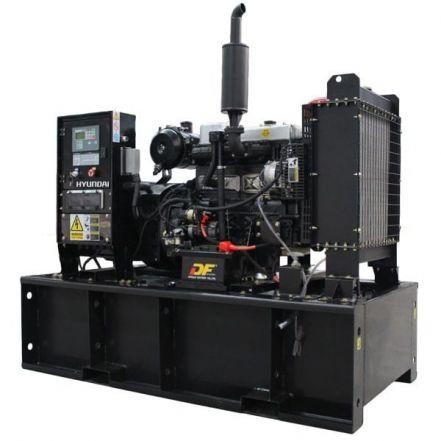 Hyundai Generator DHY28KEm 1500rpm 28kVA Single Phase Diesel Generator