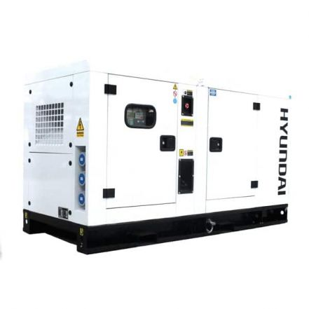 Hyundai Generator DHY35KSEm 1500rpm 45kVA Single Phase Diesel Generator