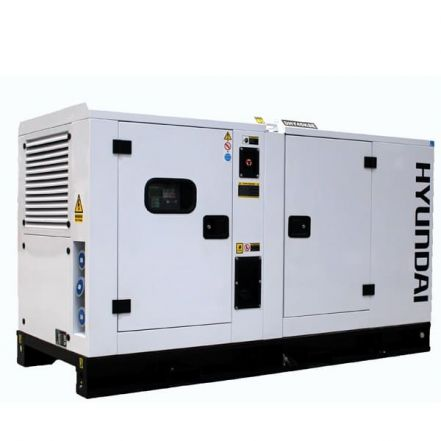 Hyundai Generator DHY45KSE 1500rpm 45kVA Three Phase Diesel Generator