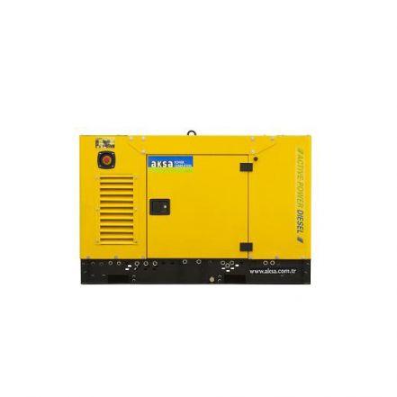 APD14PE Standby Three Phase Diesel AKSA 14kVA Generator