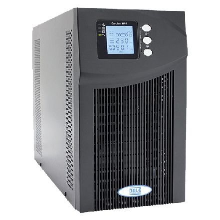 Dale UPS E201  1kVA Single Phase Tower UPS