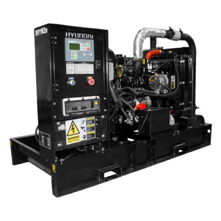 Hyundai Generator DHY11KEm 1500rpm 11kVA Single Phase Diesel Generator