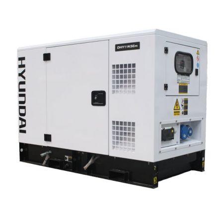 Hyundai Generator DHY11KSEm 14kVA Diesel Generator Single Phase