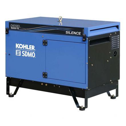 SDMO Generator Diesel15000TA Silence AVR 3 Phase with APM202