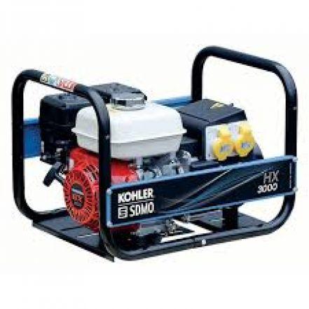 SDMO Generator HX3000 UK