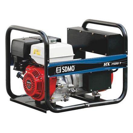 SDMO Generator HX7500 T 3 Phase
