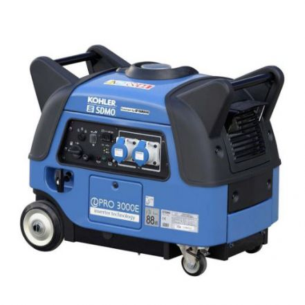 SDMO Generator iPro3000 UK