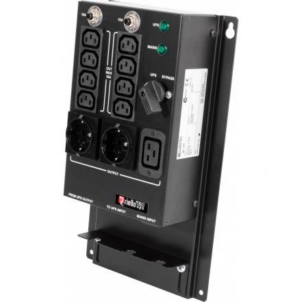 Riello UPS Multipass 1 Phase 16A UPS Bypass Switch (MULTIPASS 16A EN)