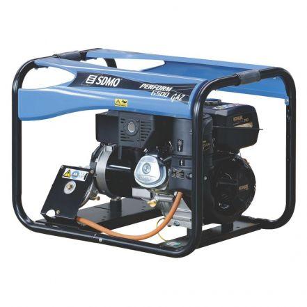 SDMO Generator Perform 6500GAZTB UK