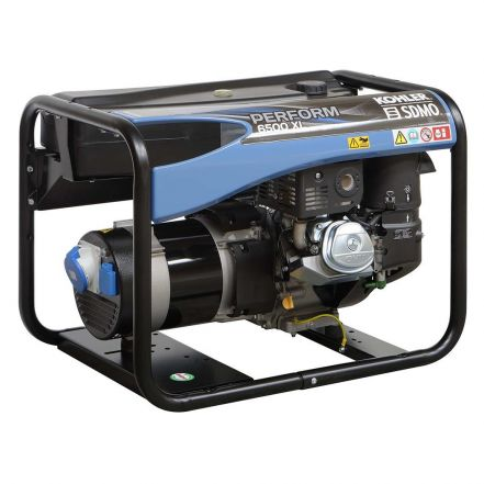 SDMO Generator Perform 6500XL TB UK