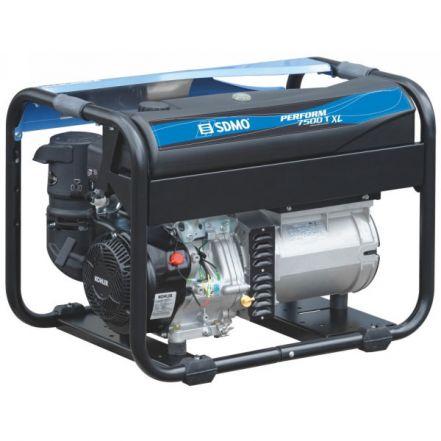 SDMO Generator Perform 7500TXL 3 Phase Petrol Generator