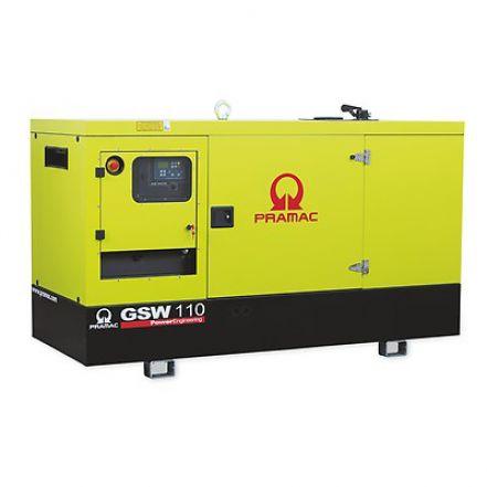 Pramac Generator 3 Phase Standby 100kVA Generator (GSW110P)
