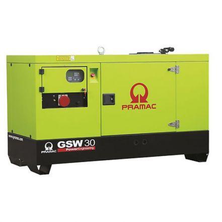 Pramac Generator 30kVA 3 Phase Standby Generator (GBW30P)