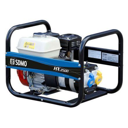 SDMO Generator HX2500 UK