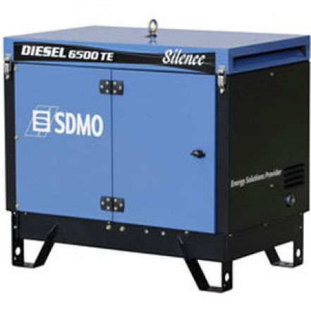 SMDO Generator Diesel6500A UK Silence 3 Phase with APM202