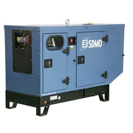 SDMO Generator XP-T12K ALIZE 3 Phase with APM303