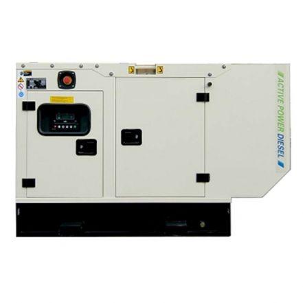 APD22PE 22kVA Three Phase Diesel AKSA Generator