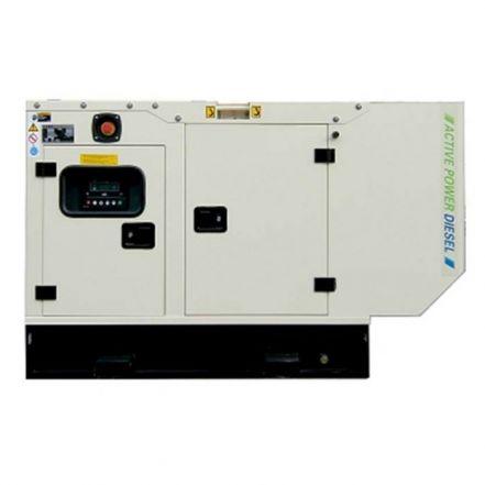 APD110C Standby Three Phase Diesel AKSA 100kVA Generator