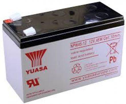 Yuasa NPW45-12L Battery (X4)