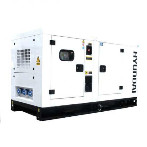 Hyundai Generator DHY65KSE 1500rpm Three Phase Diesel 60kVA Generator
