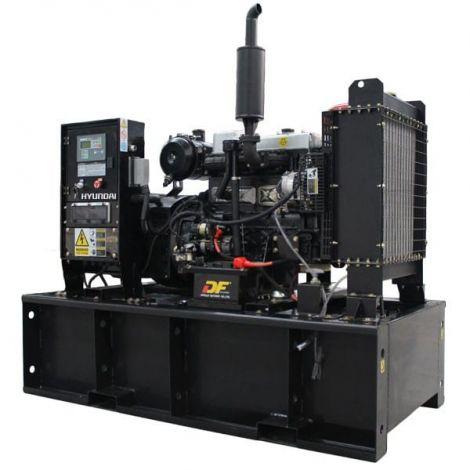 Hyundai Generator DHY35KEm 1500rpm 35kVA Three Phase Diesel Generator