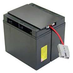 APC UPS RBC4 Equivalent UPS Battery (X2)