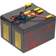 APC UPS RBC7 Equivalent UPS Battery (X2)