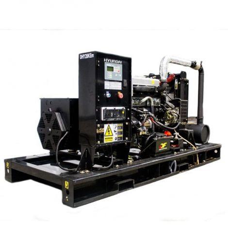 Hyundai Generator DHY53KEm 53kVA Diesel Generator Single Phase