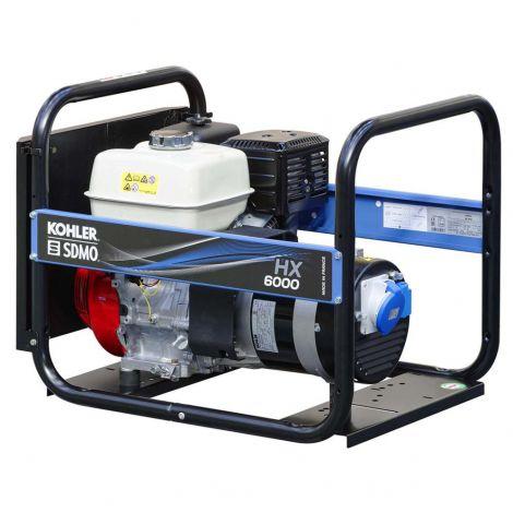 SDMO Generator HX6000 UK