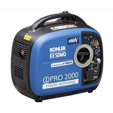 SDMO Generator iPro2000 UK