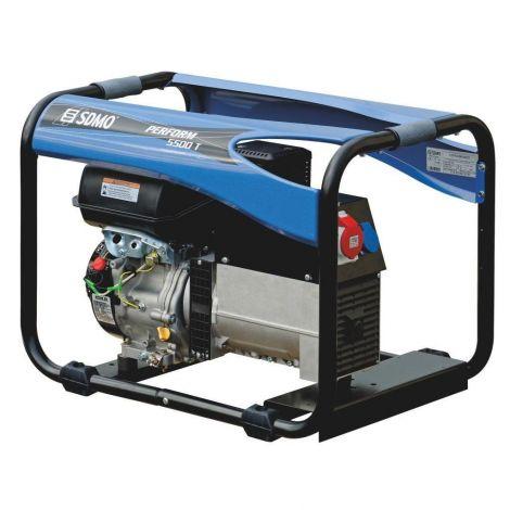 SDMO Generator Perform 5500T 3 Phase
