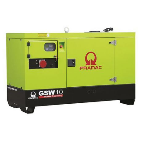 Pramac Generator 10kVA 3 Phase Standby Generator (GSW10P)