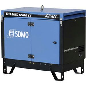 SDMO Diesel6500TA 3 Phase Silence Diesel Generator with AMP202