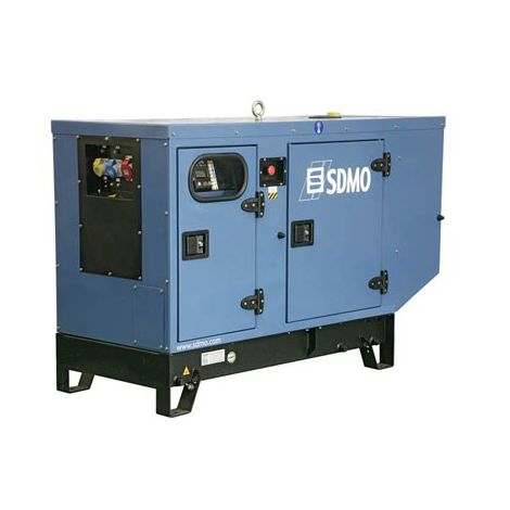 SDMO Generator XP-K009-ALIZE 3 Phase with APM303