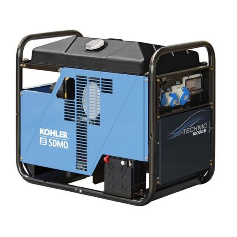 SDMO Generator Technic 10000 A Apm202