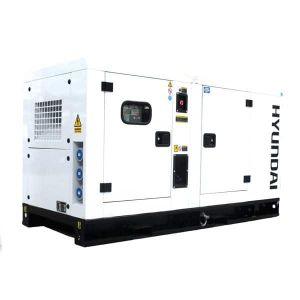 Hyundai Generator DHY28KSE 1500rpm 28kVA Three Phase Diesel Generator