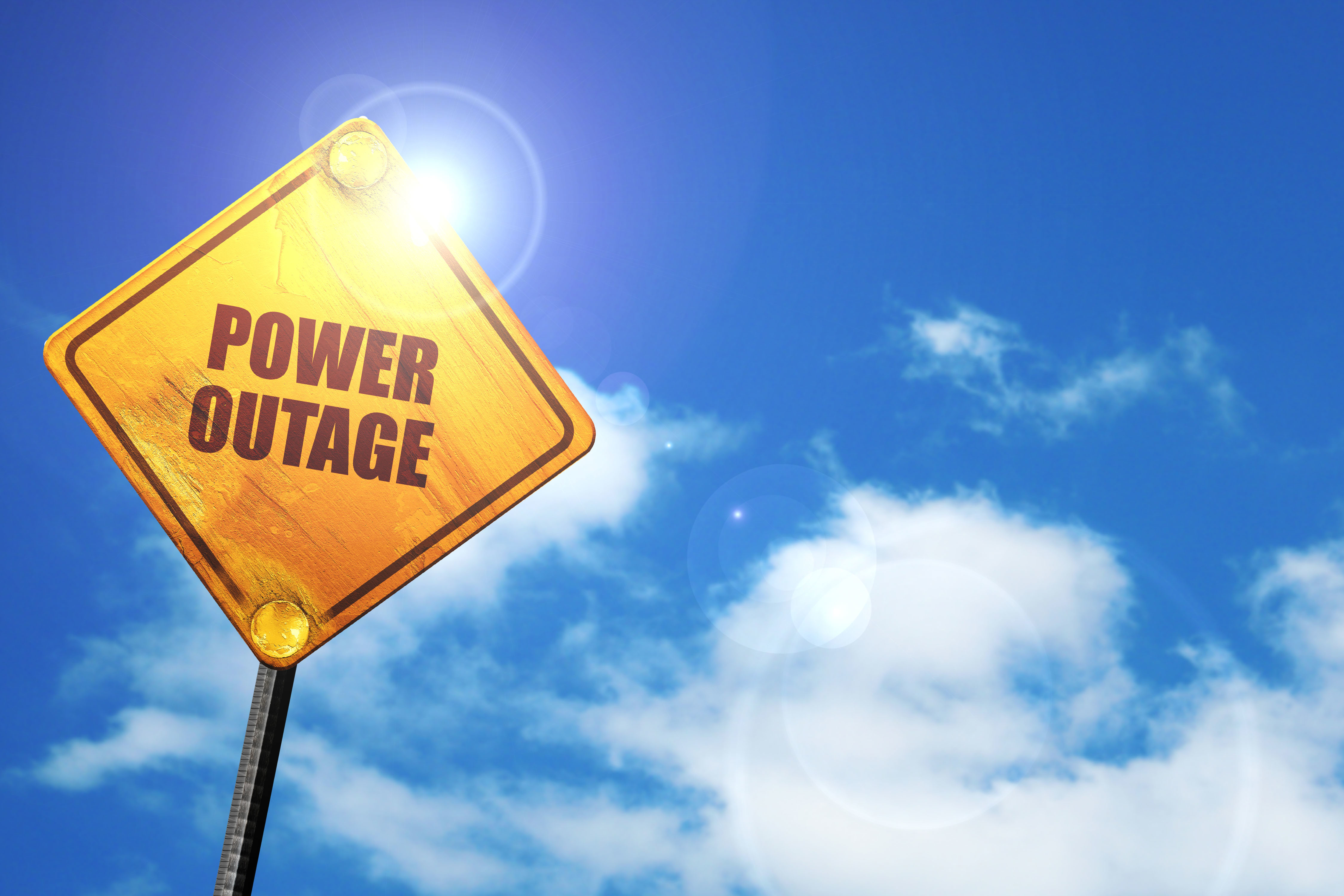 Stop Power Cuts Uninterruptible Power Supply