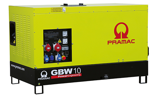 Pramac Generator1