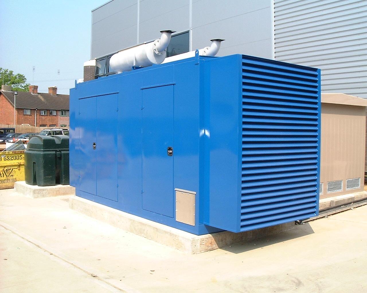 office diesel generator