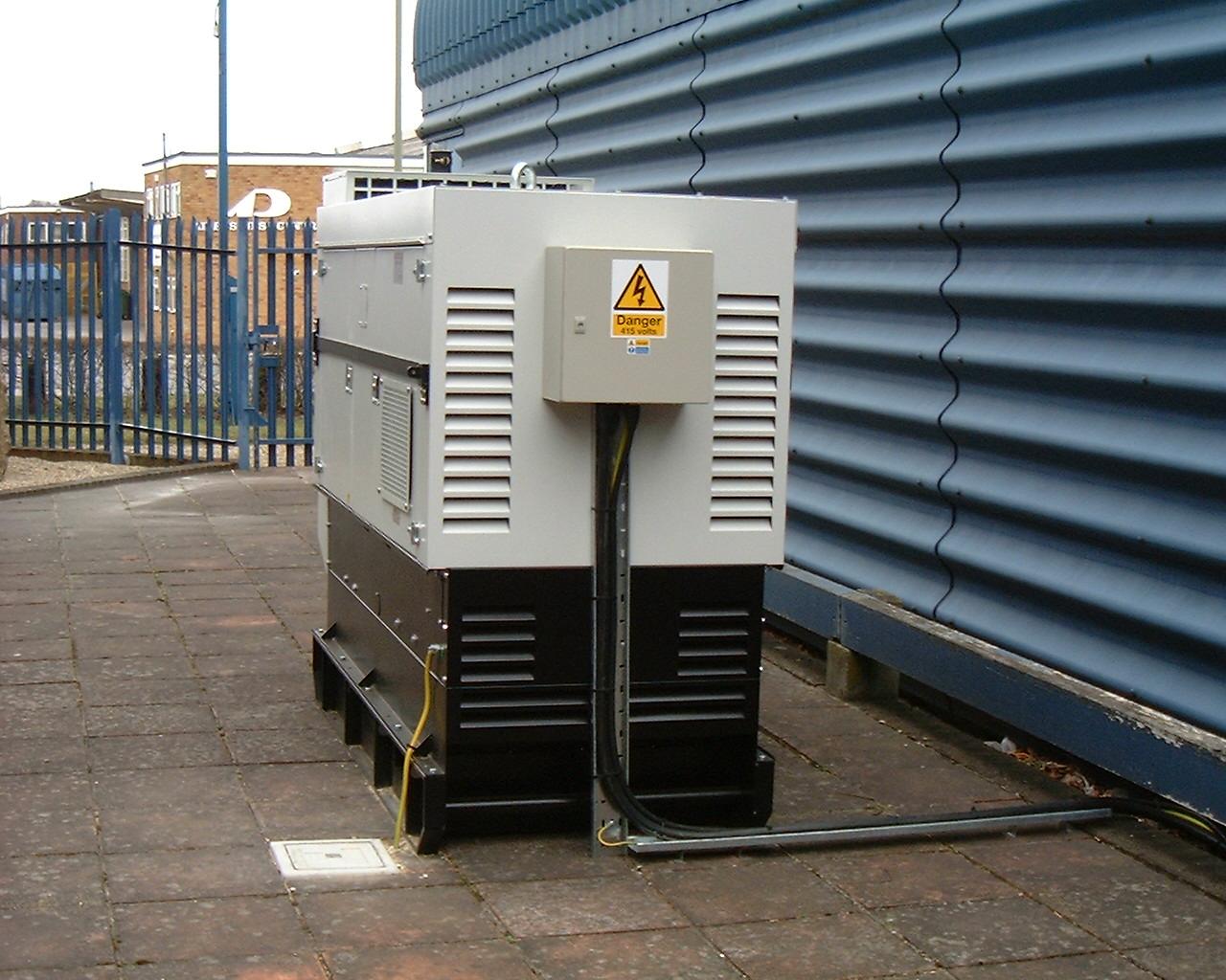 60kva diesel generator