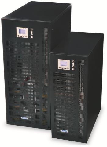 Borri's B500 range of high-efficiency UPS systems