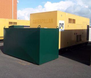Stationary generator