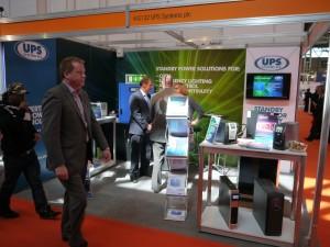 UPS Systems at IFSEC