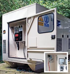 generator, ups, standby power, remote monitoring